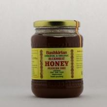 Bashkarian Organic Buckwheat Honey 32 oz