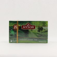 Hyson Natural Green Tea