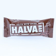 Halva Bar with Cocoa 40 gr
