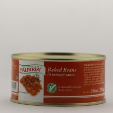 Palirria Baked Beans in Tomato Sauce 10 oz