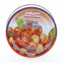 Onassis Stifado/glazed Onion