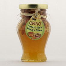Orino Honey with Nuts  250 g