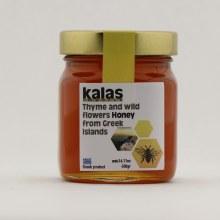 Kalas Thyme and Wild Flowers Honey  14.11 oz