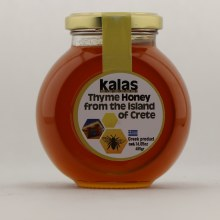 Kalas Thyme Honey from the Island of Crete 16.05 oz