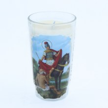 Veladora San Martin Caballero/Saint Martin Knight 1 ct