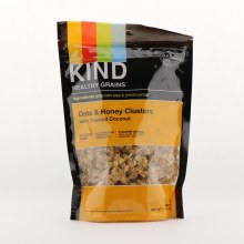 Kind oats honey granola