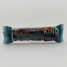 Kind Dark Choc Nuts Sea Salt
