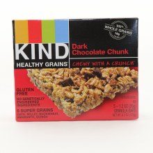Kind Dark Choco Chunk Bars Pk