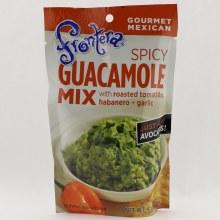 Frontera Spicy Guacamole Mix 4.5 oz