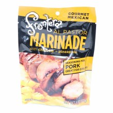 Frontera Al Pastor Marinade with Chipotle and Pineapple  6 oz
