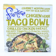 Frontera Chicken Verde Bowl