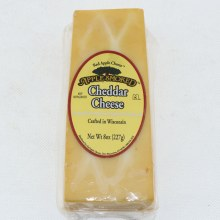 Apple Smoked Cheddar Cheese