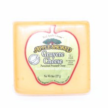 Apple Smoked Gruyere Cheese