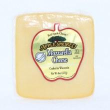 Apple Smoked Mozzarella
