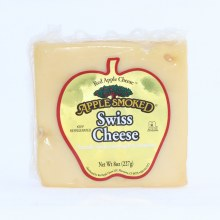 Apple Smoked Swiss Cheese