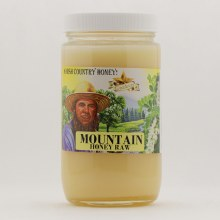 Amish Country Honey Mountain Honey Raw