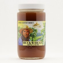 Amish Buckwheat Honey