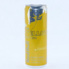 Red Bull The Yellow Edition  Tropical Flavor  12 fl. oz.