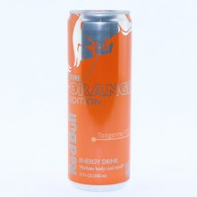 Red Bull The Orange Edition  Tangerine Flavor  12 fl. oz.
