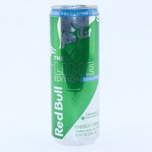 Red Bull The Lime Edition  Sugar Free  Limeade Flavor  12 fl. oz.