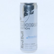 Red Bull The Coconut Edition  Coconut Berry Flavor  12 fl. oz.