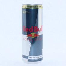 Red Bull Total Zero  Zero Sugar  12 fl. oz.