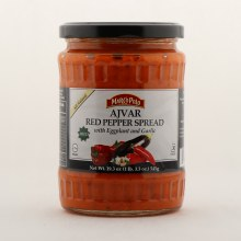 Marco Polo Ayvar Red Peppers Spread