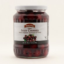 Marco Polo Sour Cherries