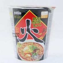 Paldo Hot & Spicy Noodles