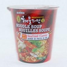 Paldo Noodles Seafood