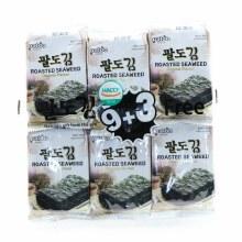 Paldo Rstd Seaweed 12pk