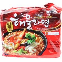 Paldo Seafood Instant Noodles