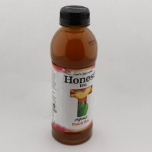 Honest Tea Peach Organic