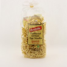 Bechtle Traditional German Egg Noodles Spaetzle Farmer Style