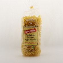 Bechtle Traditional German Egg Noodles Bread Noodles