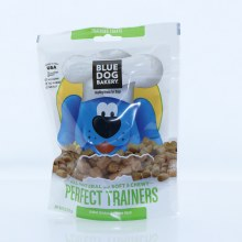 Blue Dog Bakey Healthy Treats for Dogs, All Natural, Soft and Chewy, No Corn, No Wheat, No Soy, Grilled Chicken & Cheese Flavor 6 oz