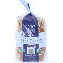 One Degree Veganic Lentil Grain Bread 21 oz