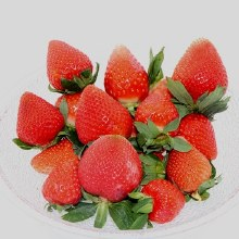 Fresh Strawberries  1 lb box