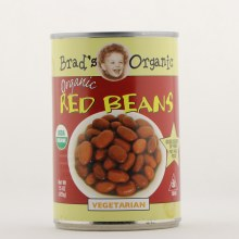 Brads org Red Beans