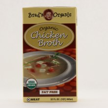 Brad's Chicken Broth Og