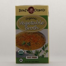 Brad's Og Vegetable Broth
