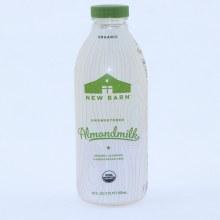 New Barn Almondmilk