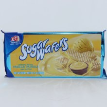 Gamesa Vanilla Sugar Wafers Artificially Flavored