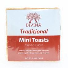 Divina Mini Toast