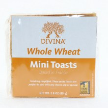 Divina Ww Mini Toasts