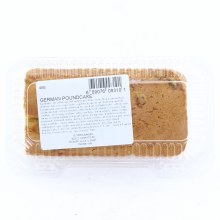 German Pound Cake 1.6 ld