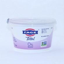 Fage  Total 0Per Cent Yogurt  Non GMO  No Added Sugar  Gluten Free 17.6 oz
