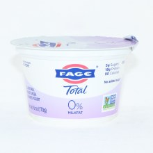Fage 0% Fat Yogurt