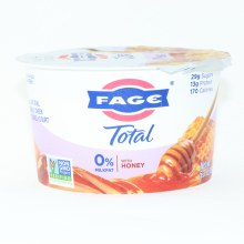 Fage 0% Honey Yogurt