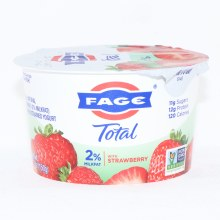 Fage 2% Strawberry Yogurt
